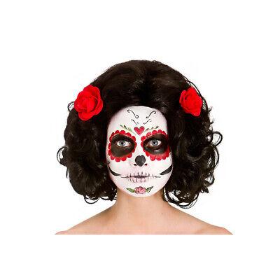 Erwachsene Ladies Tag der Toten Senorita Halloween Kostüm - Tag Der Toten Kostüm Senorita