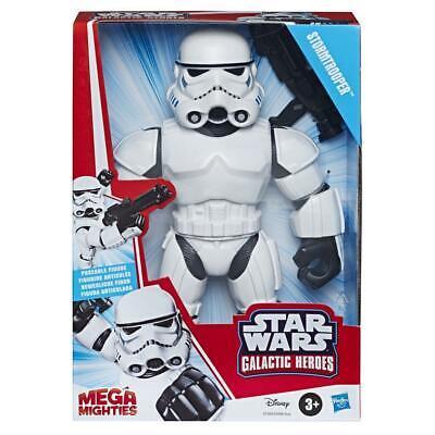 STAR WARS Mega Mighties Galactic Heroes Stormtrooper 10