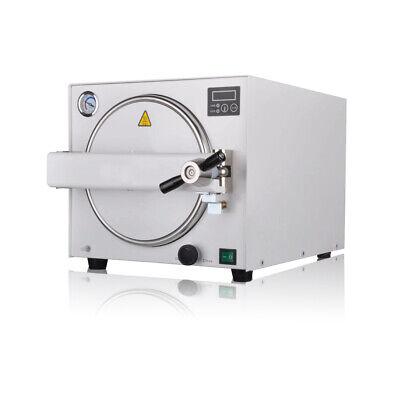 Dental 18l Stainless Steel Autoclave Steam Sterilizers Lab Sterilization Machine