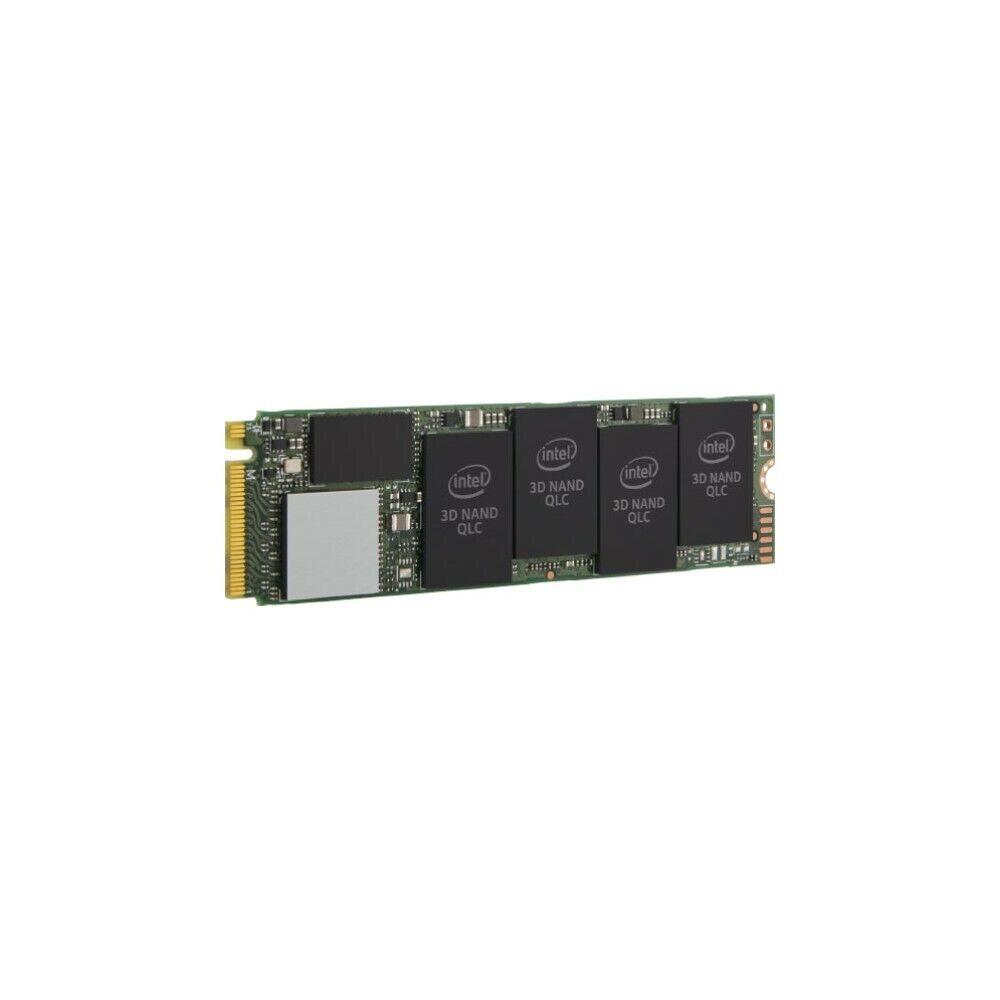 SSD Festplatte 512GB 1TB 2TB  Intel 660P Series M.2 NVMe PCIe 3.0 x 4 QLC