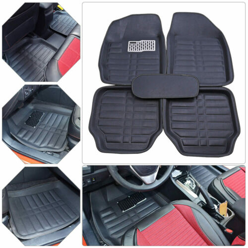 Universal Car Floor Mats FloorLiner Front&Rear Carpet All Weather Accessories US