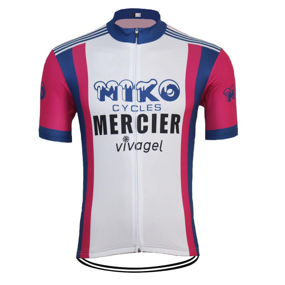 Garfield Cycling Jersey Retro Road Pro Clothing MTB Short Sleeve