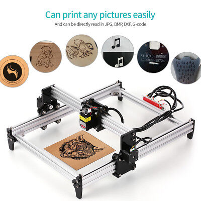 500mw Diy Cnc Laser Engraving Metal Marking Machine Wood 500mw Printer Tool