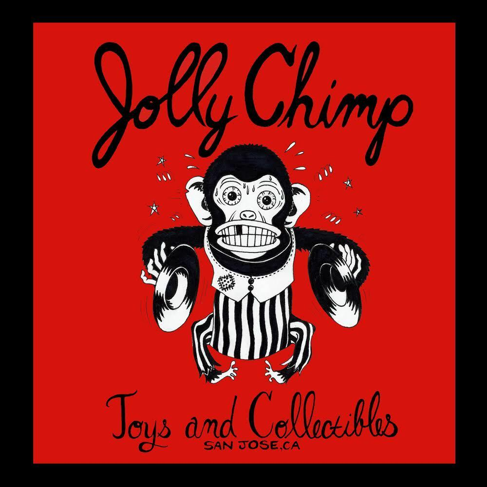 Jolly Chimp Toys and Collectibles