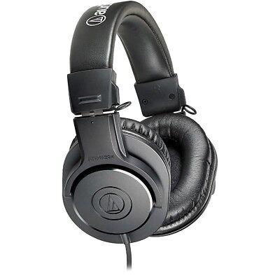 Audio-Technica ATH-M20x Closed-Back Professional Studio Moni