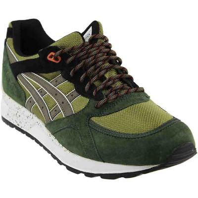Mens Dk Green - ASICS GEL-Lyte Speed Running Shoes - Green - Mens