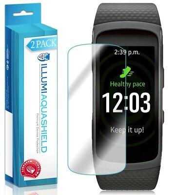 2x iLLumi AquaShield Crystal HD Clear Screen Protector Shiel