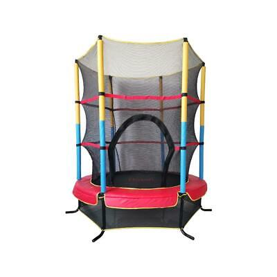 "Out/Indoor Jumping 55"" Youth Kids Toy Trampoline Exercise Sa"