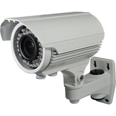 License Plate TVI Camera Sony Starvis 2.24 MP 1080P 5-50mm Lens 200 ft LED Range