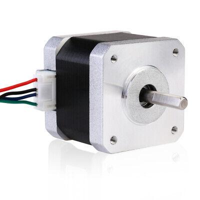 Schrittmotor Nema 17 Stepper Motor 32Ncm 1.2A 42x34mm 4-wire 1m Cable 3D Drucker