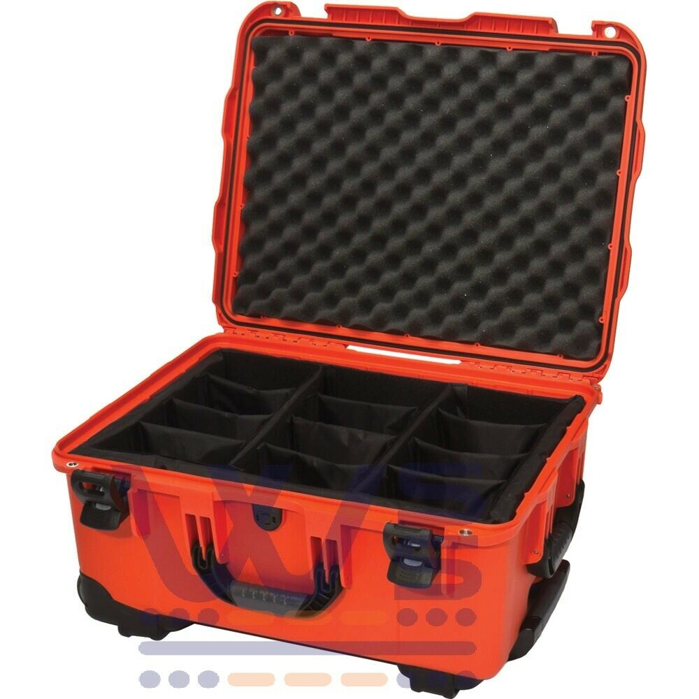 Nanuk 950 with Wheels and Dividers