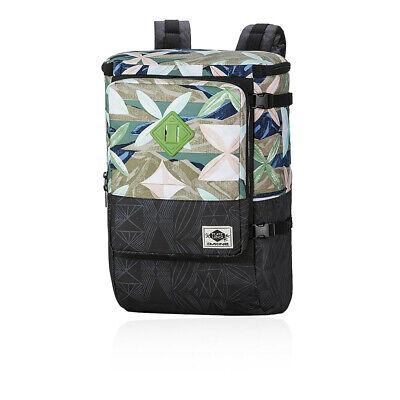 Deuter Womens Futura 22 SL Backpack Black Sports Outdoors Reflective Pockets