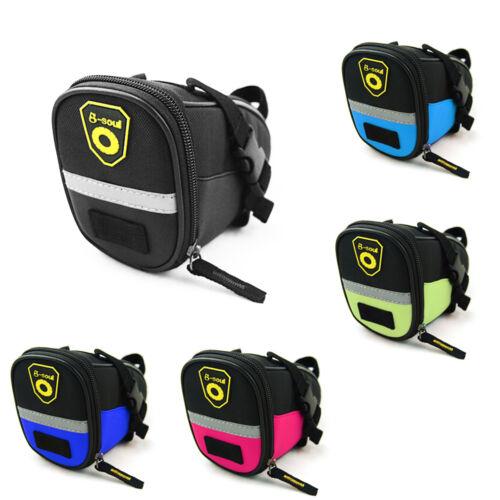 Bicycle Seat Bag Saddle Bag Exciting Colors Weather Resistan