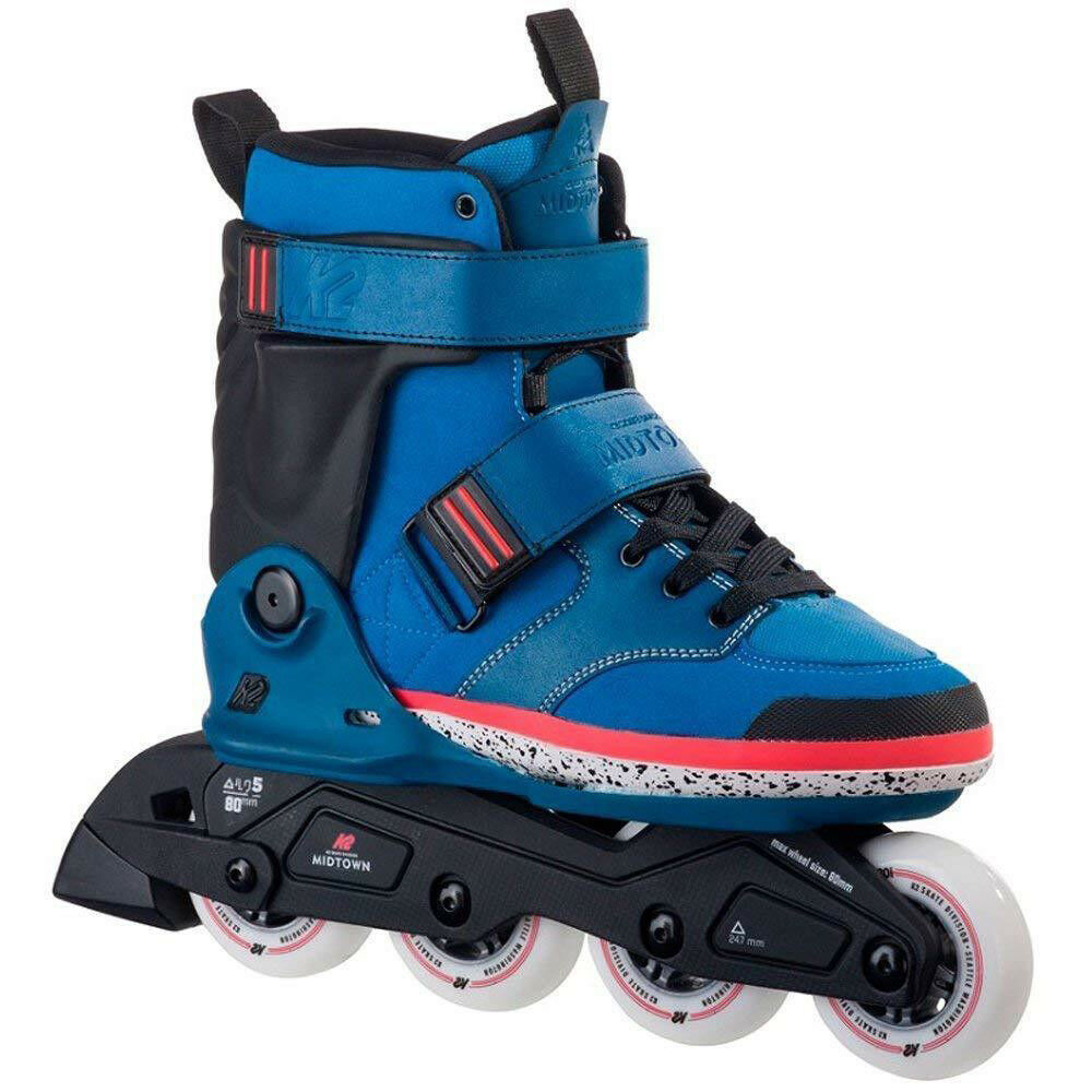 K2 Midtown Inliner Herren Rollschuhe Inline Skates Softboot NEU UVP 179,95 €