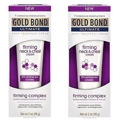 Gold Bond Ultimate Firming Neck - Chest Cream, Fragrance Fre