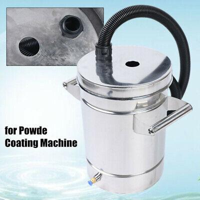 Small Ss304 Fluidized Powder Hopper For The Electrostatic Spray Powder Coating