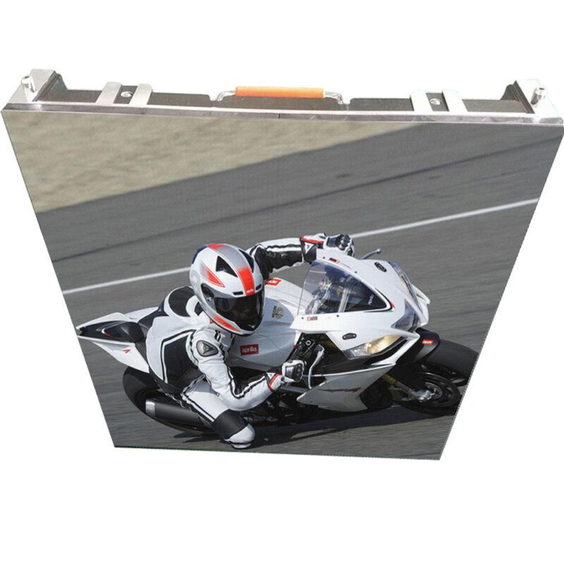 576*576mm die-cast aluminum cabinet rgb p3 indoor led video billboard display