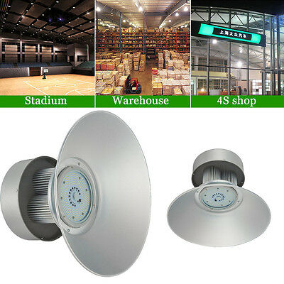 150Watt LED High Bay Light White Lamp Lighting Shed Factory Industry Fixture