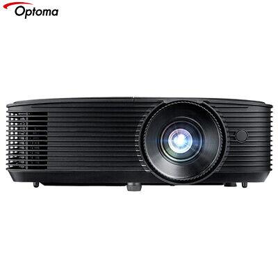 Optoma Bright Full HD 1080P Projection (Black) - HD243X