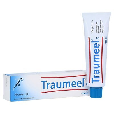 Traumeel S Homeopathic Ointment Anti-Inflammatory Pain Relief 100g **US STOCK** ()