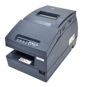 Epson TM-H6000III - Direct Thermal Receipt Printer - 25-Pin Serial Interface - M147G