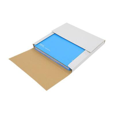 25 Lp 12.5 Premium Record Mailers Book Box Variable Depth Shipping Mailer
