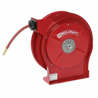 Reelcraft 5650-olp - 38 X 50 Ft. 300 Psi Air Water Reel With Hose