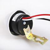 2PCS Adjustable Light Sensor Operated Control Switch Street Garden DC/AC 12V 10A