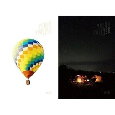 K-POP BTS Special Album [Young Forever] 2Ver SET 2CD+Photobook+Polaroid+Poster