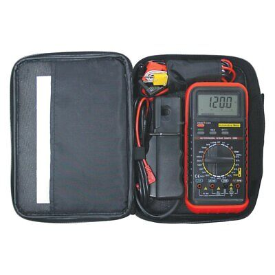 Deluxe Automotive Digital Multimeter With Automotive Engine Analyzer And