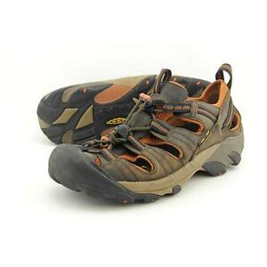 8d4b4e2d1a14 KEEN Arroyo II Mens Footwear Sandals - Black Olive Bombay Brown All ...