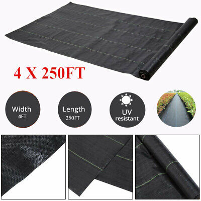 Greenhouse Polypropylene Shade Cloth Weed Barrier Ground Cover  Weed Mat (Weed Shades)