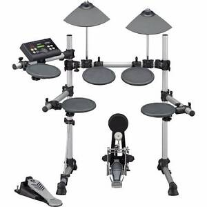 Yamaha - DTX500 Electric Drum Kit (4 years old, Never Used) Burleigh Heads Gold Coast South Preview