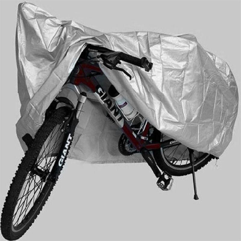 Waterproof Bicycle Cover Bike Sun Rain Dust Protector Garage Outdoor for 2 bikes