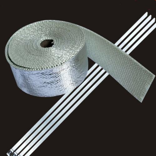 Wide 5cm Asbestos-free high temperature fireproof fibre cloth Tape