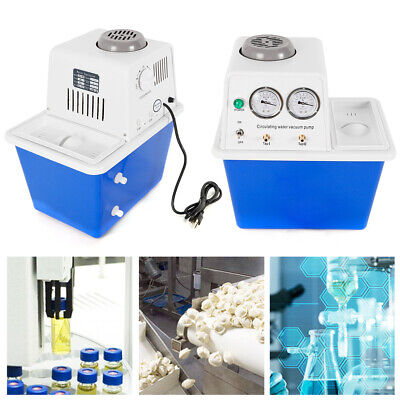 Circulating Water Vacuum Air Pump Stainless Lab For Chemistry Equipment 60lmin