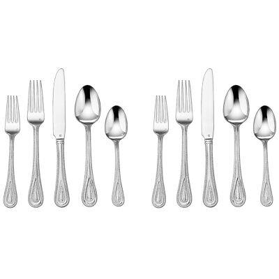 Cuisinart Elite Fampoux 20-Piece Flatware Set