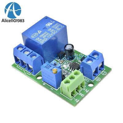 Dc12v Auto Circuit Modifications Voltage Comparator Lm393n For Remote Control