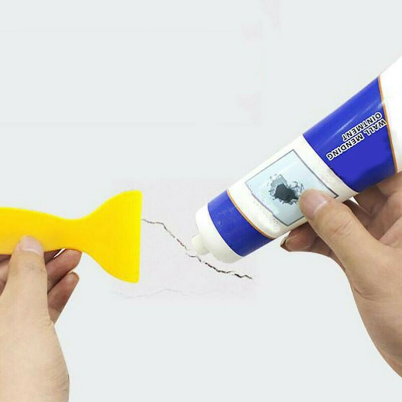 Agent Waterproof Putty Paste Latex Paint Caulk Ointment Wall