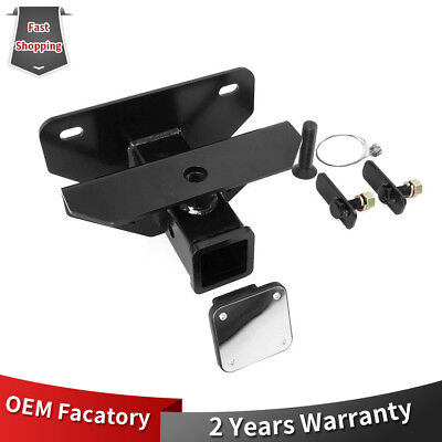 Class 3 Tow Trailer Hitch Receiver for 03-17 Dodge Ram 1500 2500 3500 with Cover