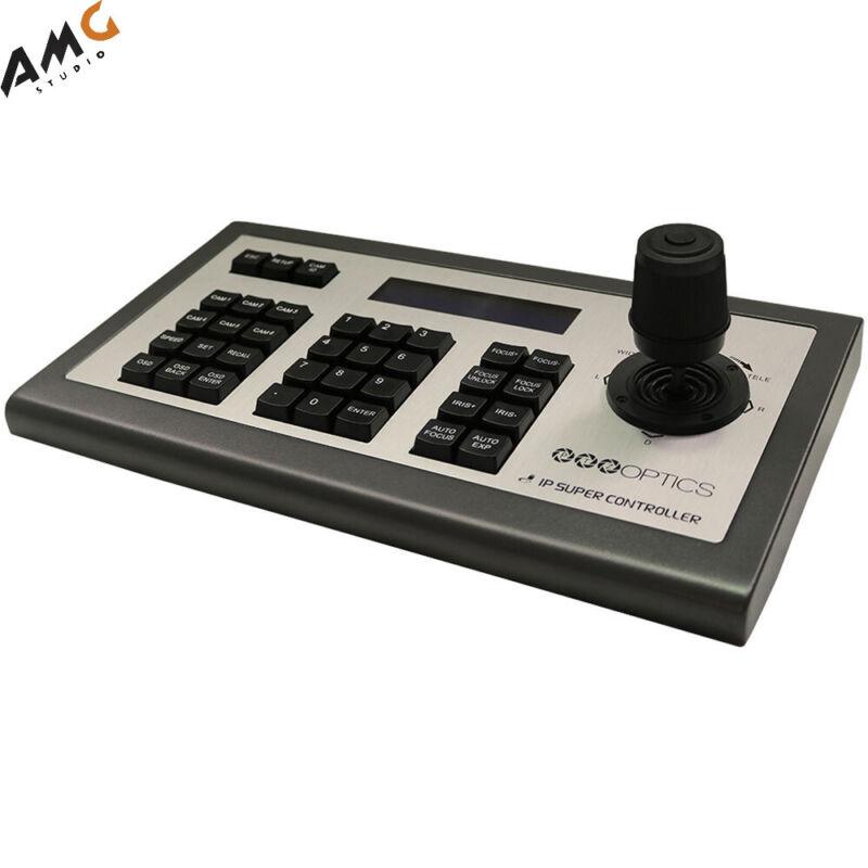 PTZOptics 4D IP Joystick Controller (GEN3)