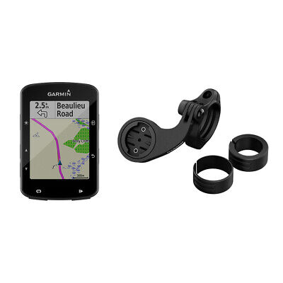 Garmin Edge 520 GPS Unidad Mountain Bike Paquete - Incluye GPS + Soportes segunda mano  Embacar hacia Spain
