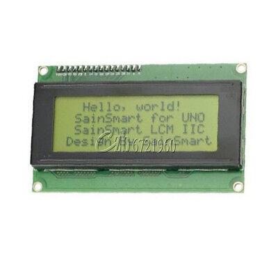3.3v 20x4 Character Lcd Module Displayhd44780high Contrastwide Viewarduino