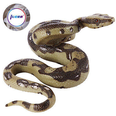 Fake Realistic Snake Lifelike Real Scary Toy Prank Party Joke Halloween US NEW🐍