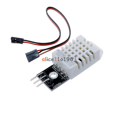 2pcs Dht22am2302 Digital Temperature And Humidity Sensor Module Replace Sht15