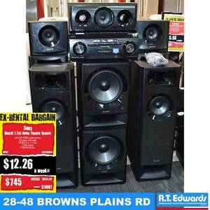 Sony Muteki 7.2ch Home theatre System with Warranty Browns Plains Logan Area Preview