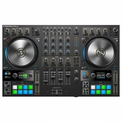 Native Instruments Traktor Kontrol S4 MK3 4 Channel USB DJ Controller comprar usado  Enviando para Brazil