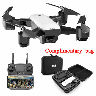 Professional Drone WiFi FPV With 720P HD Camera Foldable RC Aircraft Quadcopter