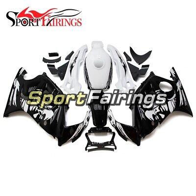 Injection ABS Fairings For Honda CBR600F3 1995 1996 Body Kit White Black Carenes