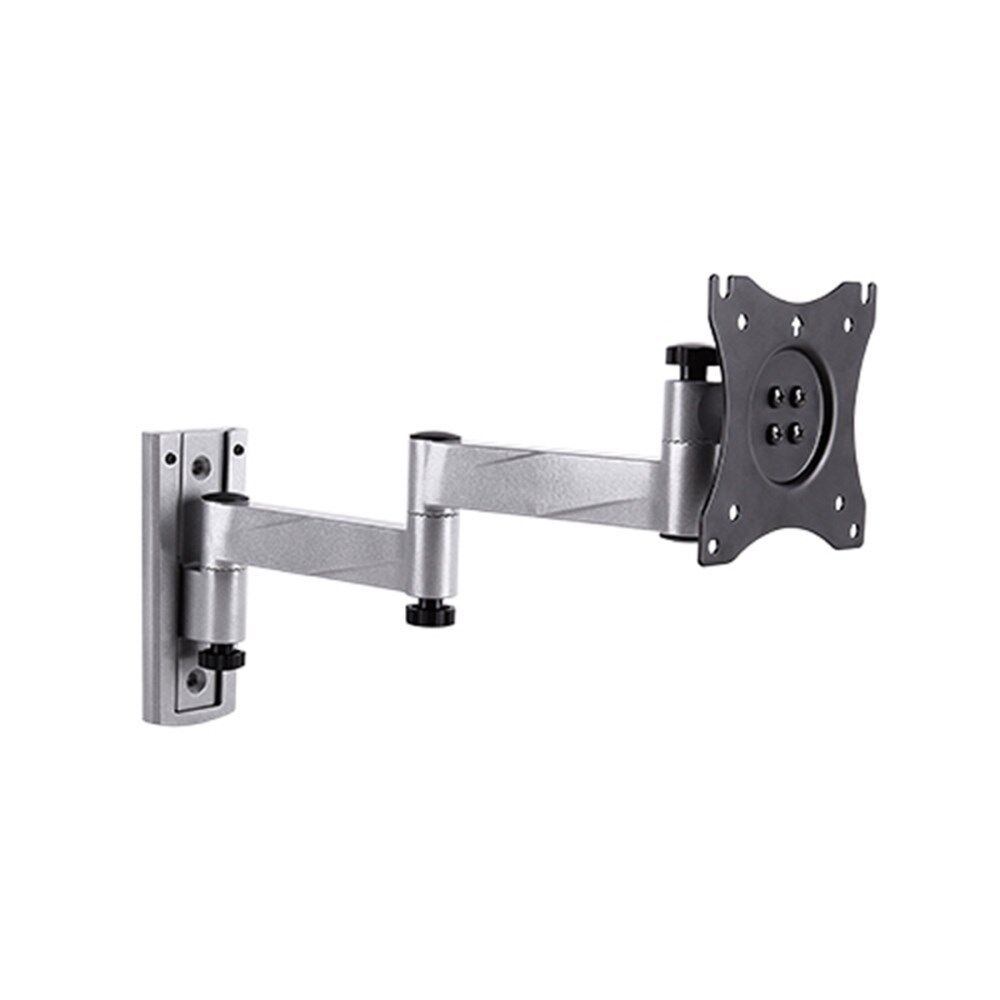 tv wall mount bracket lockable 13 27 full motion vesa 100 motorhome caravan ebay. Black Bedroom Furniture Sets. Home Design Ideas